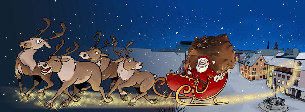 Rudolf das kleine rentier film
