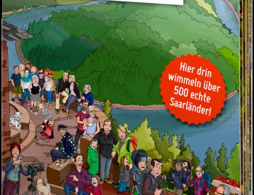 Das Saarland wimmelt – Band 2