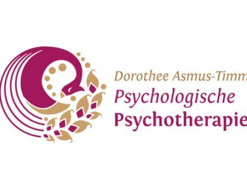 Dorothee Asmus-Timm: Logogestaltung
