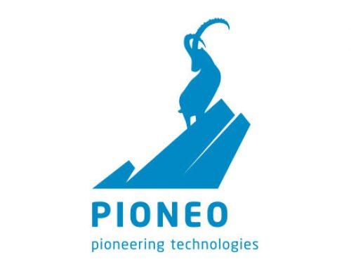 pioneo GmbH: Logogestaltung