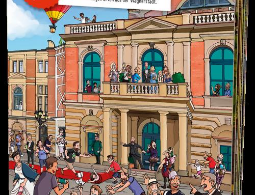 Bayreuth wimmelt